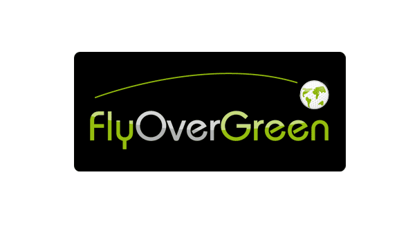 fly-over-green